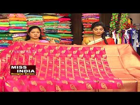 Kanuma Special Low Price Organza, Chanderi Fabric Fancy Sarees || Hello Ladies || Vanitha TV