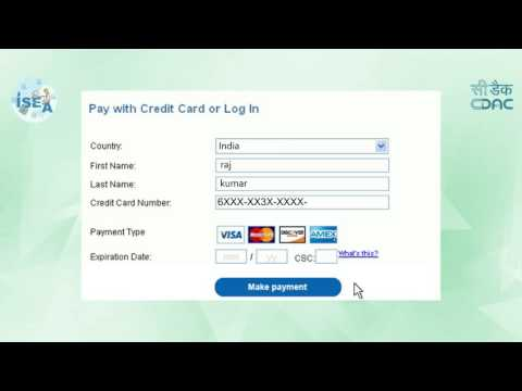 Be careful with credit card transaction for online shopping