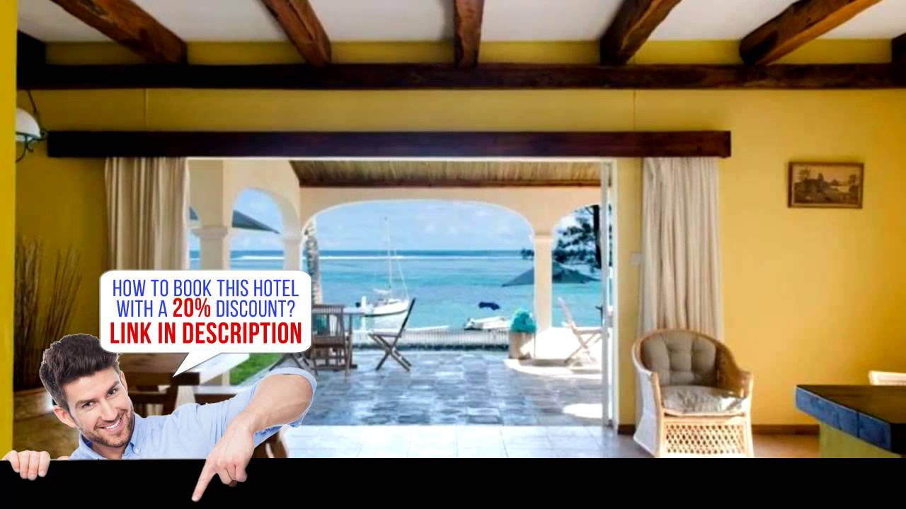 Holiday Inn Mauritius Airport and its Beach House, Blue Bay, Mauritius, HD  Review