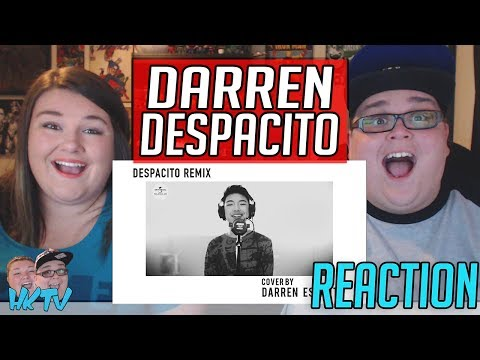 Darren Espanto covers Despacito Remix feat. Justin Bieber - Luis Fonsi & Daddy Yankee REACTION!! 🔥