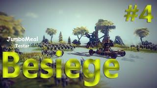 Besiege #4 : Katapult ! ( svenska )