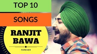 RANJIT BAWA-TOP 10 SONGS 2017 | JUKEBOX | REEL PUNJABI |