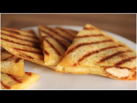 quesadilla-poulet-fromage-|-enjoycooking