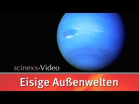 Uranus und Neptun - Eisige Außenwelten im Sonnensystem // scinexx.de