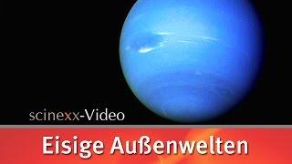 Uranus Und Neptun   Eisige Außenwelten Im Sonnensystem  Scinexx.de