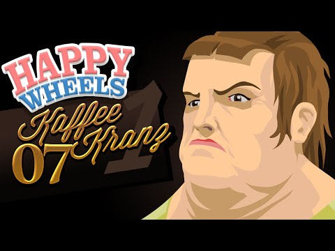 HAPPY WHEELS [01]: Blut & Torsen ★ KaffeekranZ 1 ★ LIVE [S010E07]