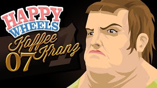 HAPPY WHEELS [01]: Blut & Torsen ★ KaffeekranZ 1 ★ LIVE [S010E07]