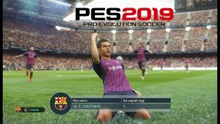 Pes 2019 Demo - Goals- Skills & Goalkeeper Saves #2 - PS4 - HD