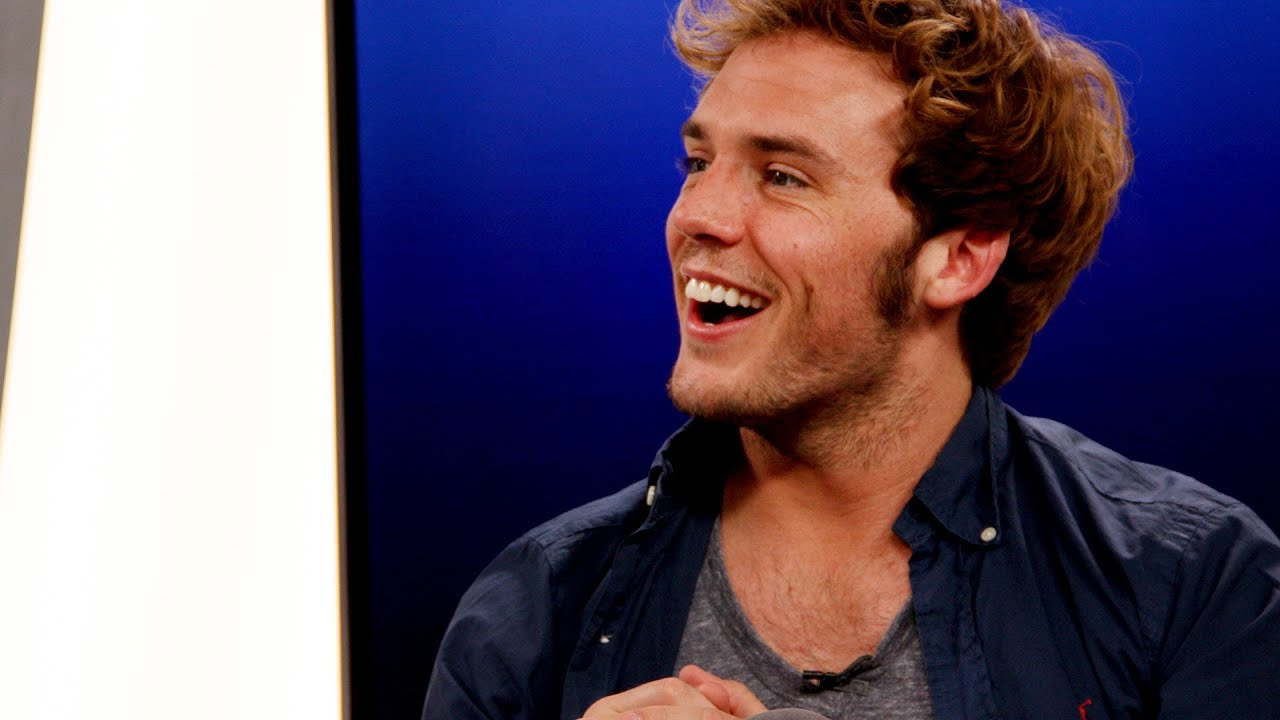 Sam Claflin Talks 'The Quiet Ones' and 'Hunger Games ...