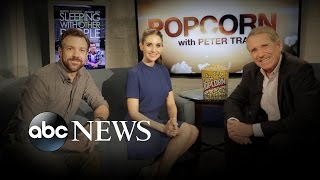 Jason Sudeikis and Alison Brie on Leaving Hit Shows