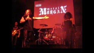 Скачать Metal Morgan Feat Джина Rose Of Steel Сердце воина 21 02 2016