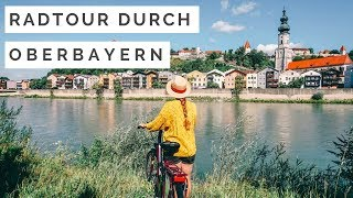 E-Bike Tour Deutschland -  Salz-Schleife in Oberbayern | Deutschland | Lilies Diary