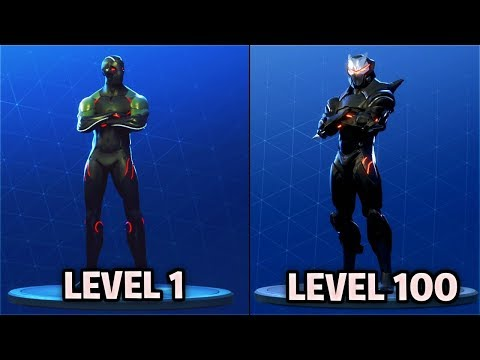 "NEW Level 65 ""OMEGA UPGRADE"" Fortnite Battle Royale Season 4 Battle Pass Omega Challenges"