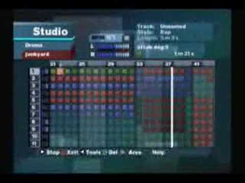 TeamRK VIKING's X-Box Music Mixer
