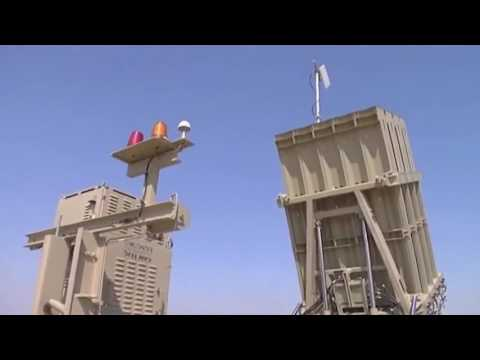 An Up Close Look At Israel's Iron Dome