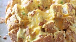 Ham & Cheese Bread