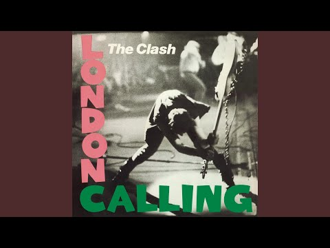 The Clash - Jimmy Jazz - London Calling [1979] from YouTube · Duration:  3 minutes 58 seconds
