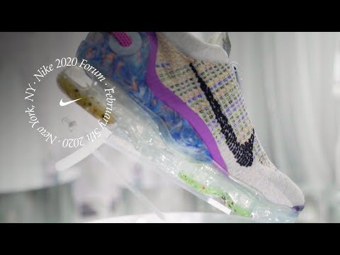 Sustainable Innovation   Nike Innovation 2020   Nike