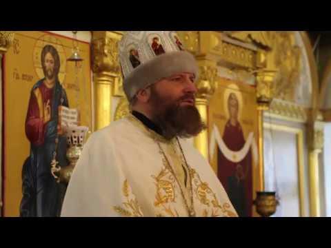 Александр Sandro Кирьяков: Отец Марк. Крещение Господне