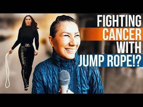 Fighting Cancer With Jump Rope?