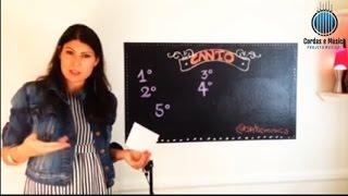Aula de Canto (AULA GRATUITA) Como cantar bem em 5 passos   - Cordas e Música