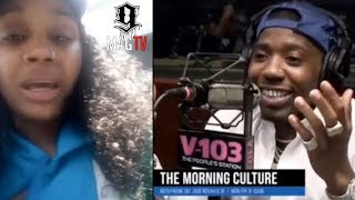 Young Thug's Boo Jerrika Karlae Is Heated After YFN Lucci's Interview! 🤬