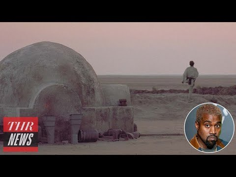 Kanye West Working on 'Star Wars' Low Income Housing Units | THR News Mp3