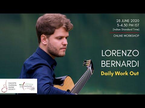 lorenzo-bernardi-online-workshop:-daily-work-out