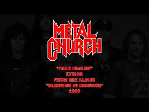 Metal Church - Fake Healer (Lyrics)