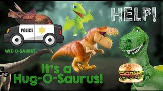 10 Dinosaurs that (probably) didn't exist! Funny Dinosaurs Cartoons for children.
