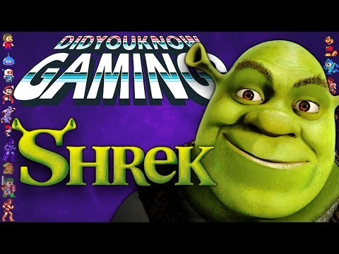 Shrek Games - Did You Know Gaming? Feat. Remix