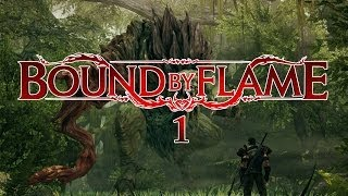 Bound By Flame - Walkthrough Gameplay Let's Play - Part 1 - Act 1 Chapter 1