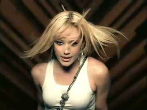 Hilary Duff - So Yesterday - Official Music Video