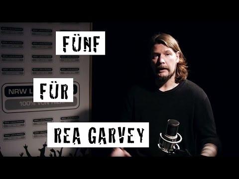 Fünf für Rea Garvey - das Interview ohne Fragen