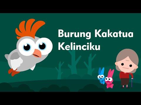 Burung Kakatua - Kelinciku - Lagu Anak Indonesia Populer