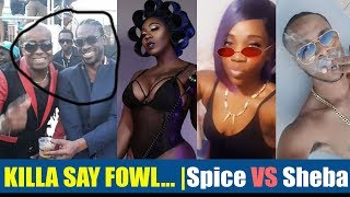 Spice DID NOT Make History | Dexta Daps D!RTY Performance | Bounty Said ROY FOWL