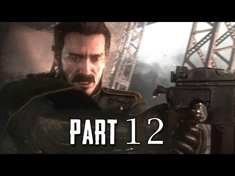 The Order 1886 Walkthrough Gameplay Part 12 - Darkest Hour - Campaign Mission 6 (PS4)