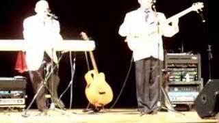 Morris Stancil sings