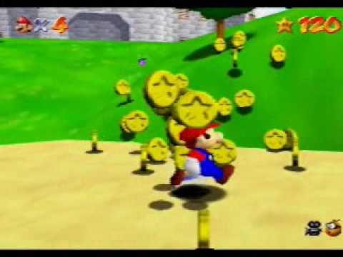<b>Mario&#39;s</b> Digestive Problem (<b>Super Mario 64 Gameshark Code</b>) - YouTube