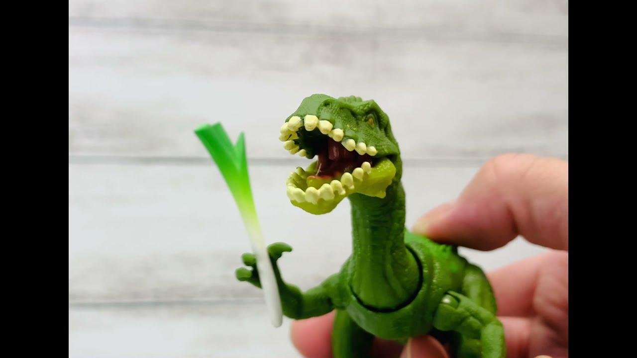 ごきげんなマシアカサウルス