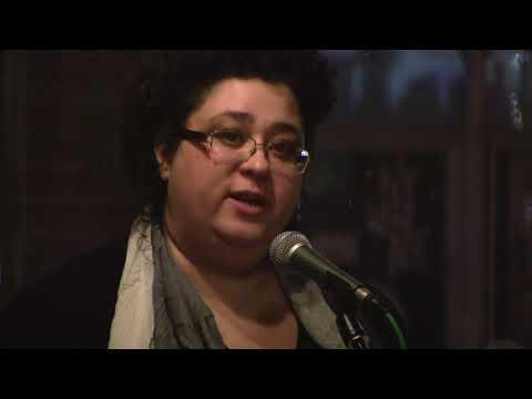 Tree Reading Series Featured Reader 13 Mar 18 - Natalie Hannah