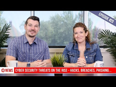 The Latest Cyber Threats and How They Can Affect Your Organization! HQ#20