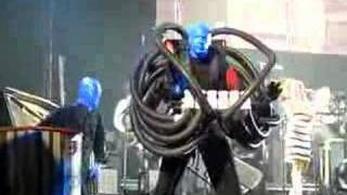 Blue Man Group Baba O'Riley (Teenage Wasteland)