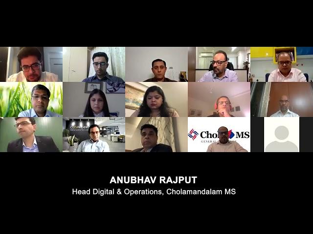 Mr  Anubhav Rajput's views at Plexus   CXO Round Table organized by Quess GTS