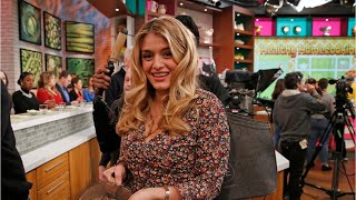 Daphne Oz Exits 'The Chew' After 6 Seasons