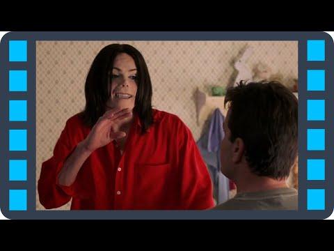 Троллинг пародия на Майкла Джексона — «Очень страшное кино 3» (2003) сцена 58 QFHD