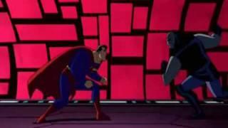 superman vs darkseid twilight full fight