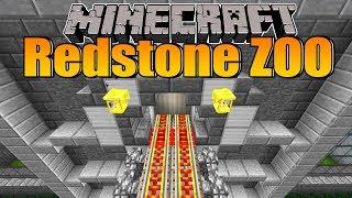 Er traut meiner 5-Dinge-Expertise nicht! - Minecraft Redstone Zoo #10