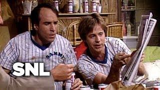 Couple of Sammies: Baseball Game - Saturday Night Live