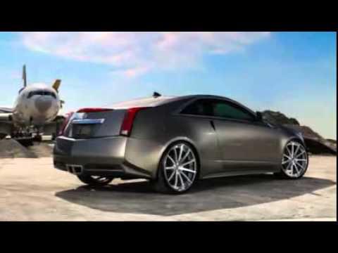 MC Customs Cadillac CTS Coupe on Forgiato Wheels - YouTube